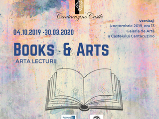 Books & Arts: Arta lecturii la Castelul Cantacuzino | Books & Arts: The Art of Reading at th