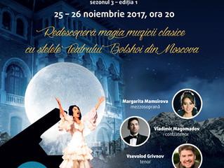 Serile de muzică clasică PRAHOVA CLASSIC NIGHTS revin la Castelul Cantacuzino din Bușteni pe 25 și 2