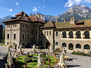 OPEN CALL FOR ART Concurs de portofolii pentru Galeria de Artă a Castelului Cantacuzino din Bușteni