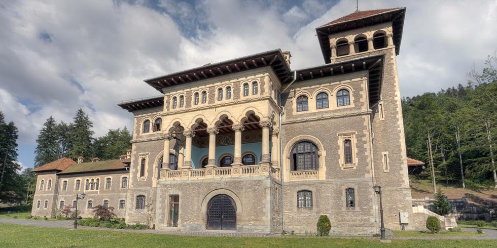 Cantacuzino Kalesi (Castelul Cantacuzino)