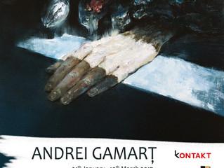ANDREI GAMARȚ - EXPOZIȚIE DE ARTĂ CONTEMPORANĂ la Castelul Cantacuzino/ ANDREI GAMARȚ - CONTEMPORATY