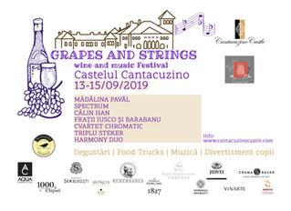 Între 13-15 septembrie Castelul Cantacuzino anunța sosirea toamnei într-un mod festiv și te invita l