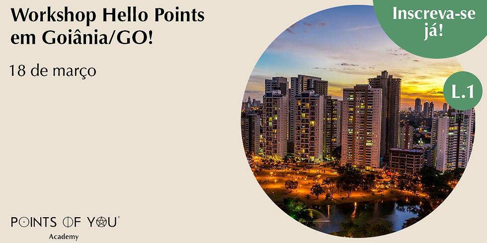 Workshop Hello Points L.1 - Goiânia/GO