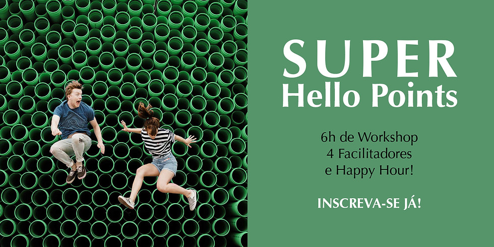 SUPER Hello Points L.1 - São Paulo (SP)