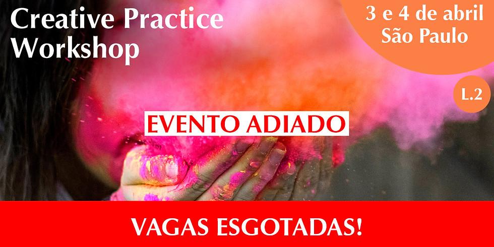 Workshop Creative Practice - São Paulo/SP