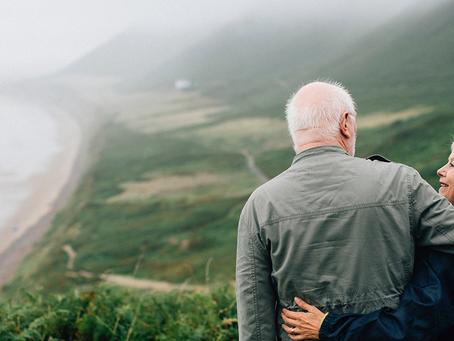 O que nos mantém felizes e saudáveis no decorrer da vida?