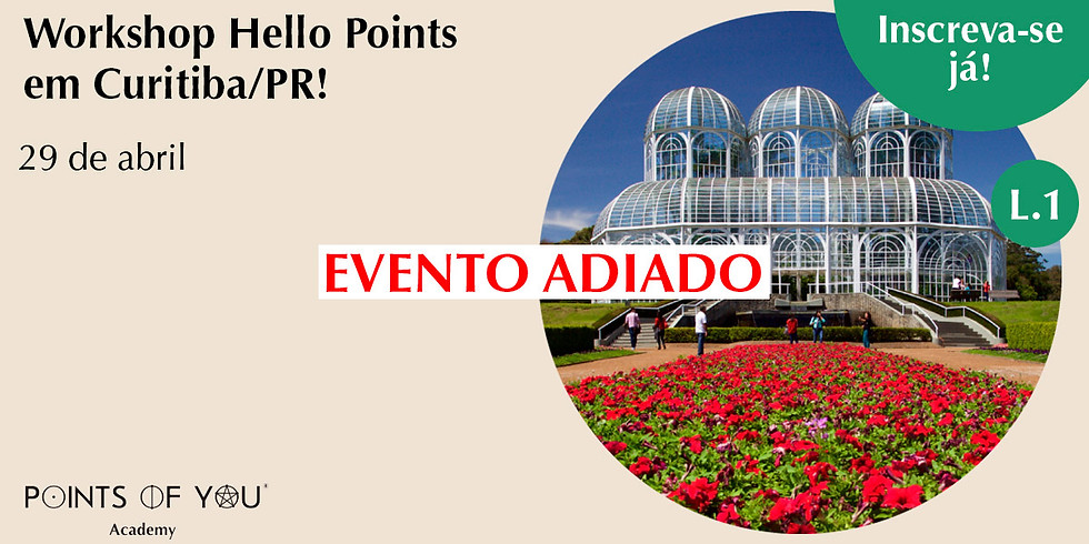 Workshop Hello Points L.1 - Curitiba/PR