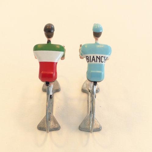 Flandriens Bianchi & Italiaan