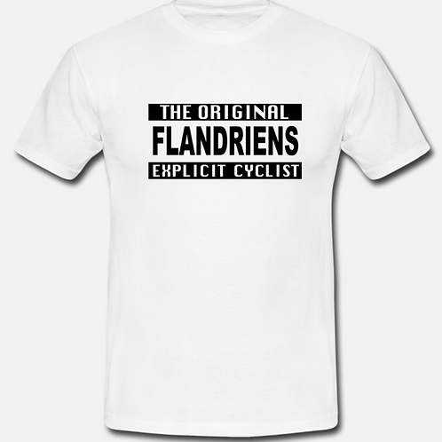 TOF explicit cyclist white
