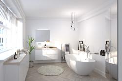 Salle de bains Oskab 2018