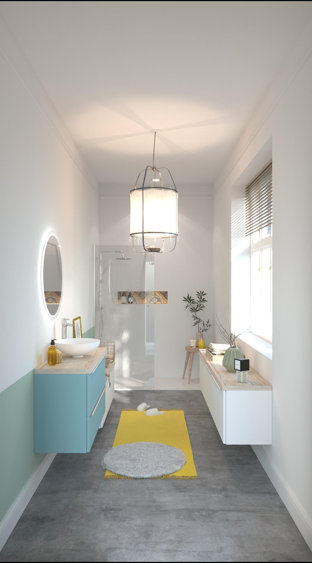 Salle de bains Oskab -2018