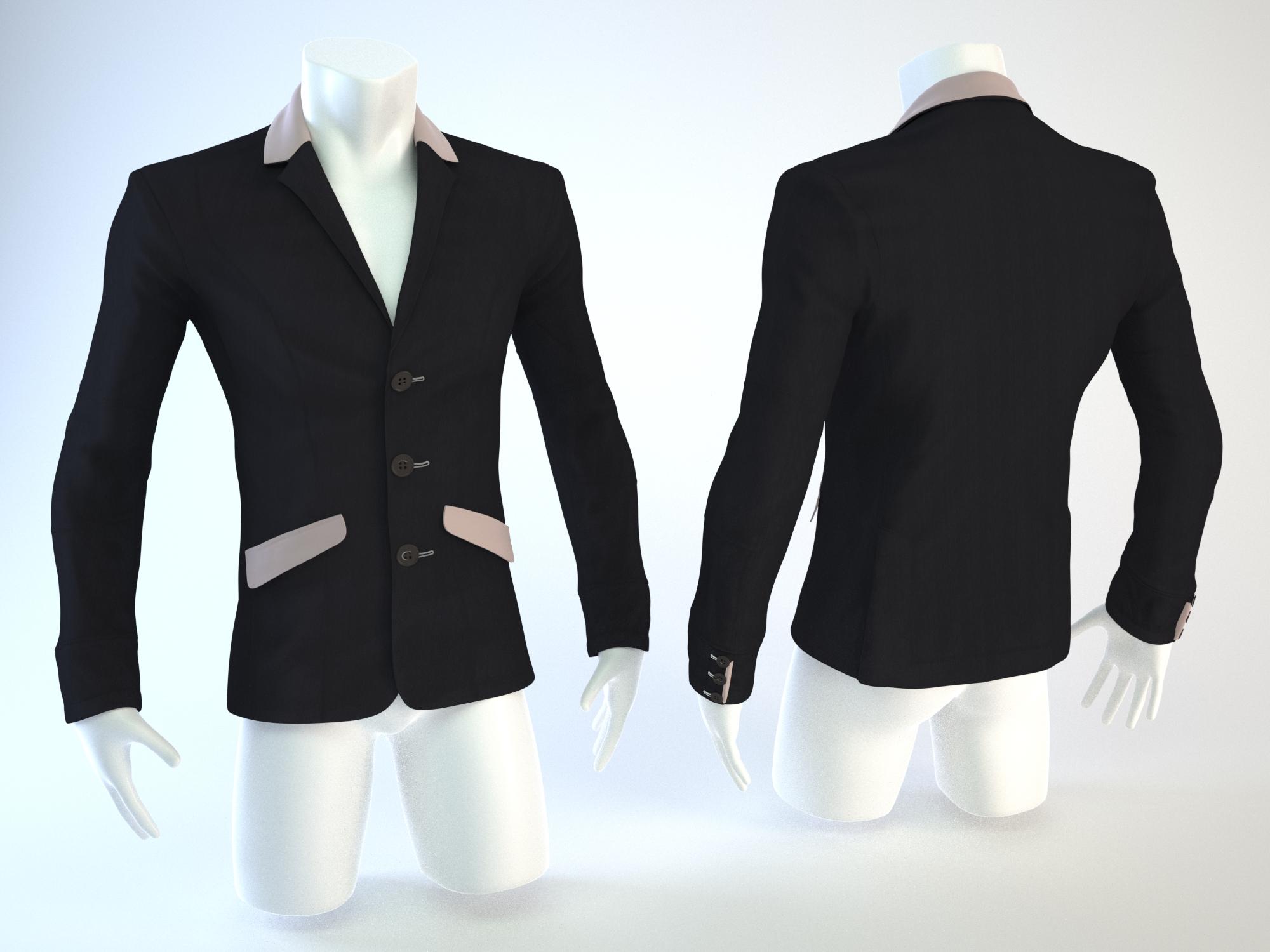 design 3D vêtement