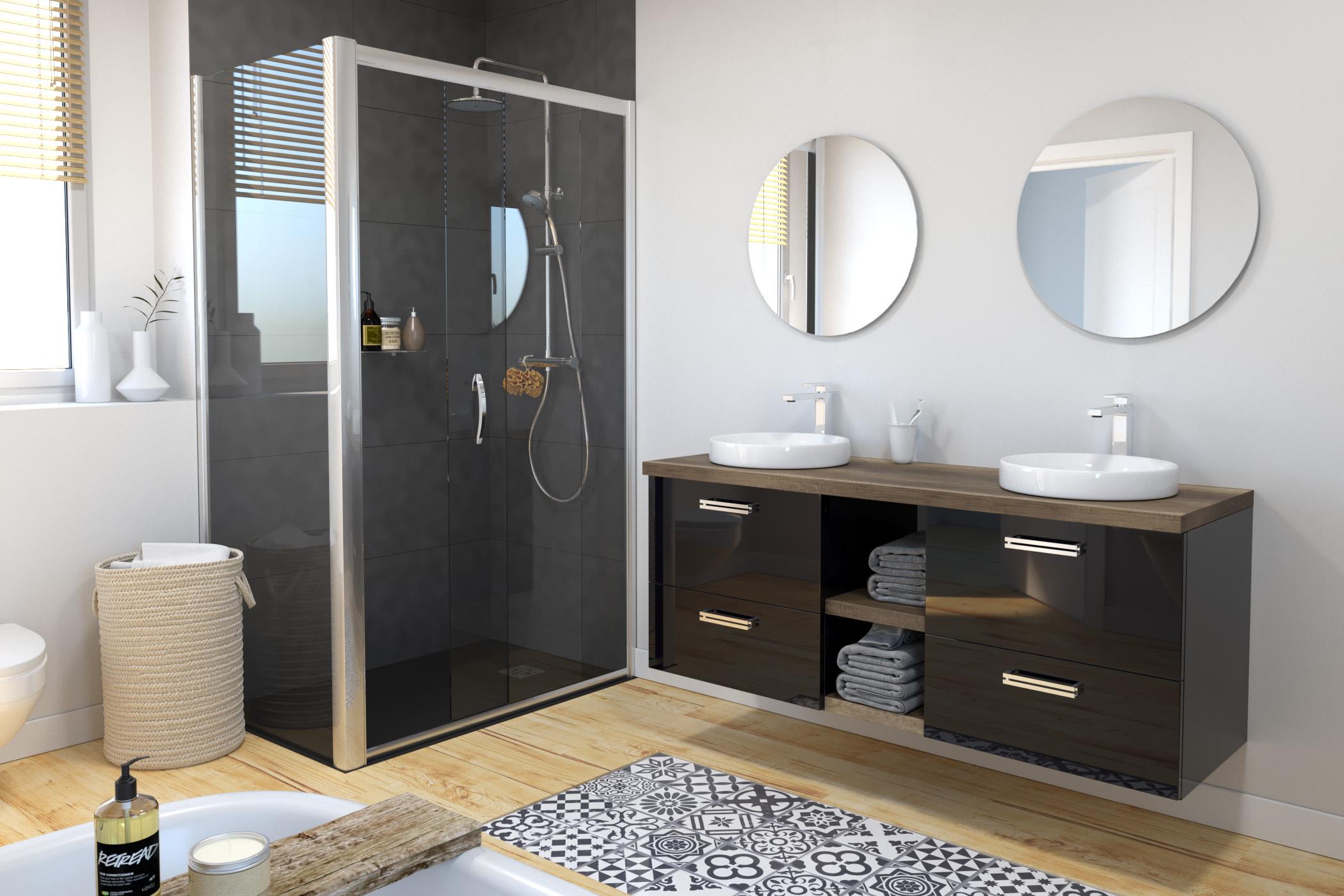 Salle de bains Keria_Noir