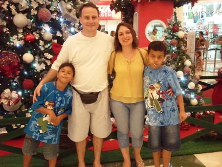 O amor transformou a minha vida e a de meus filhos!