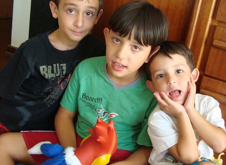 Dia Mundial da Conscientização do Autismo.