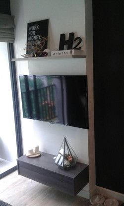 เฟอร์นิเจอร์ ตู้ทีวี H2 รามอินทรา