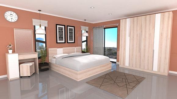 Autum Bedroom Set