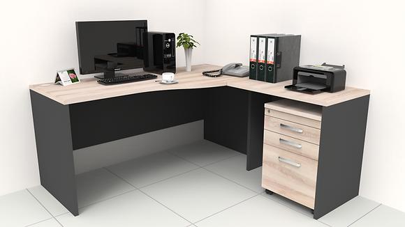 Moon Office Set