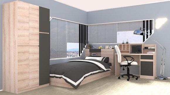 Scooby Bedroom Set
