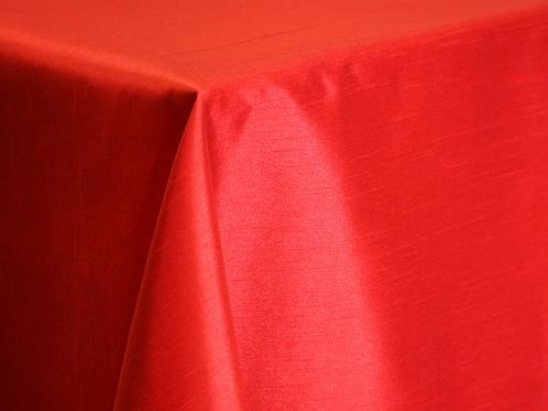 Red Shantung