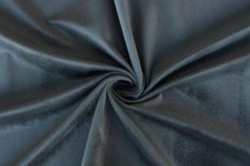 Grey Velvet Napkin