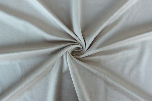 Ivory Velvet Napkin