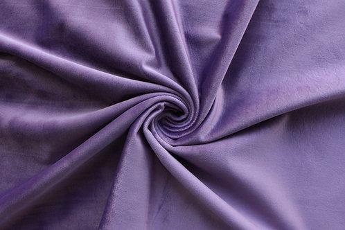 Purple Velvet Napkin