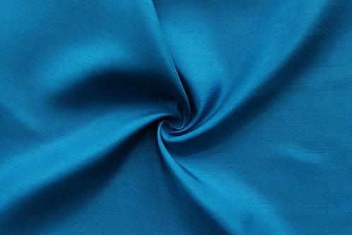 Ocean Blue Shantung