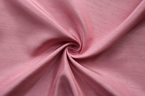 Dusty Rose Shantung