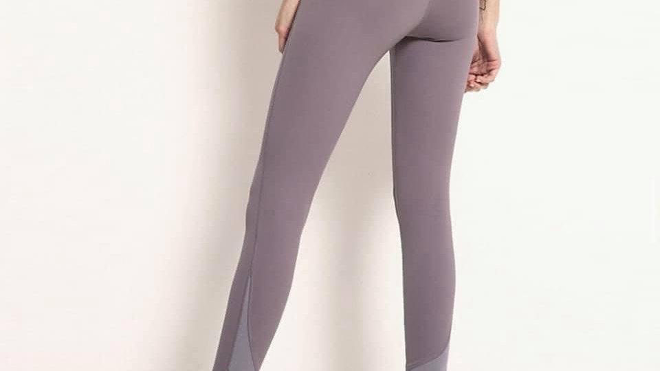 Purplish Grey Leggings