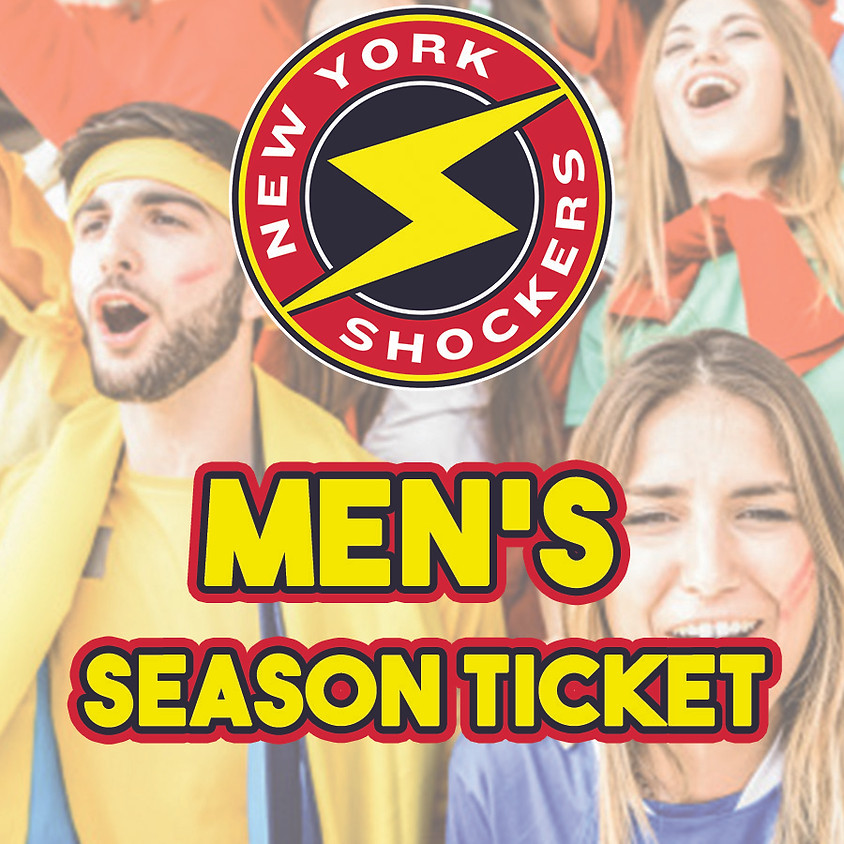 Men's New York Shockers Season Ticket