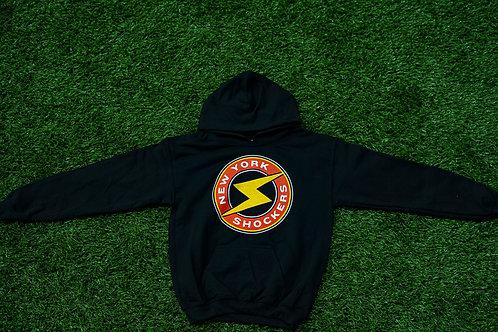 Black Shockers Full Logo Sweatshirt