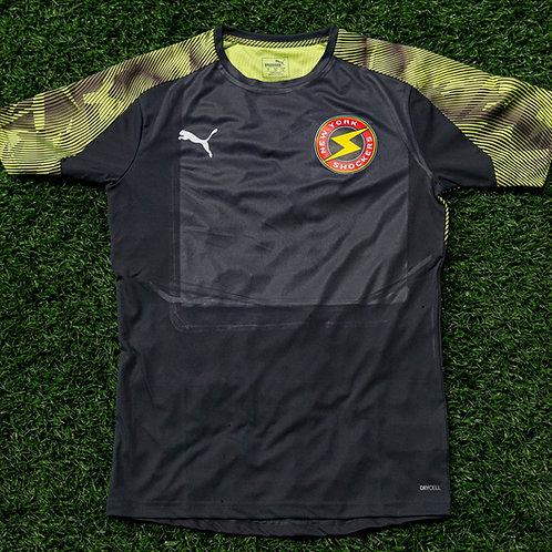 PUMA Training Jersey [Black/Asphalt]
