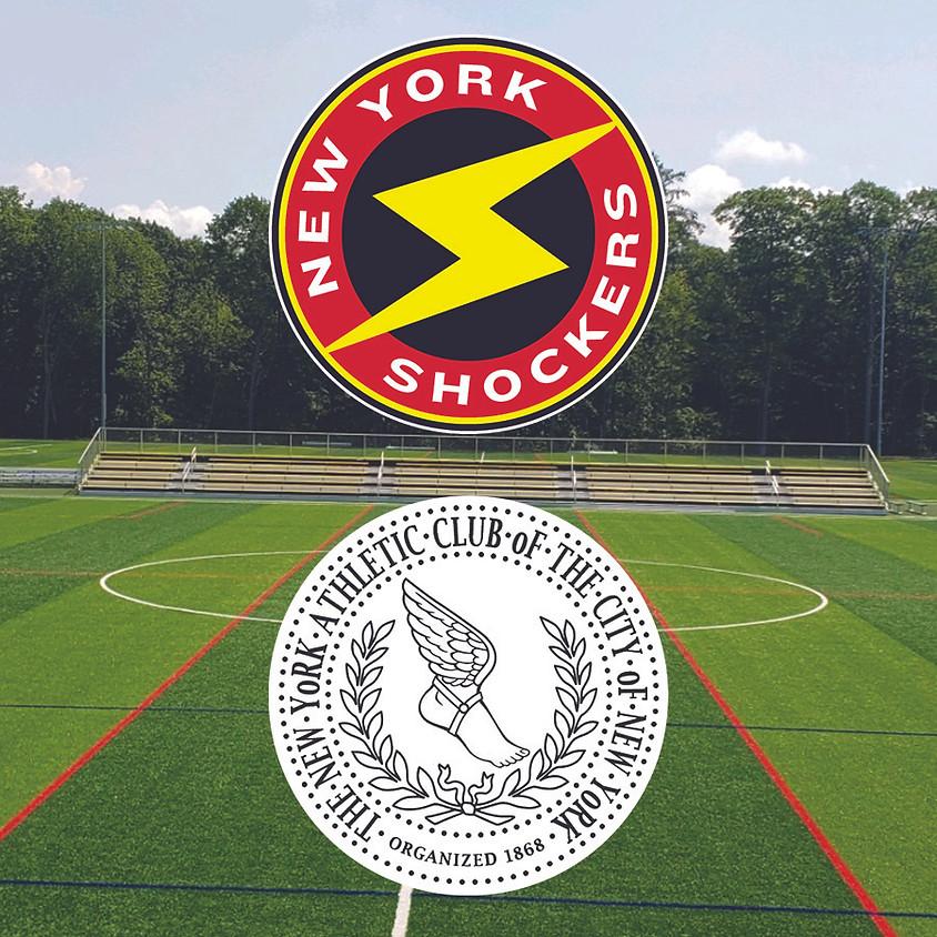 New York Shocker Women VS. New York Athletic Club