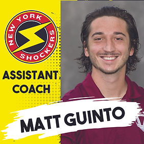 New York Shockers Assistant Coach_Guinto