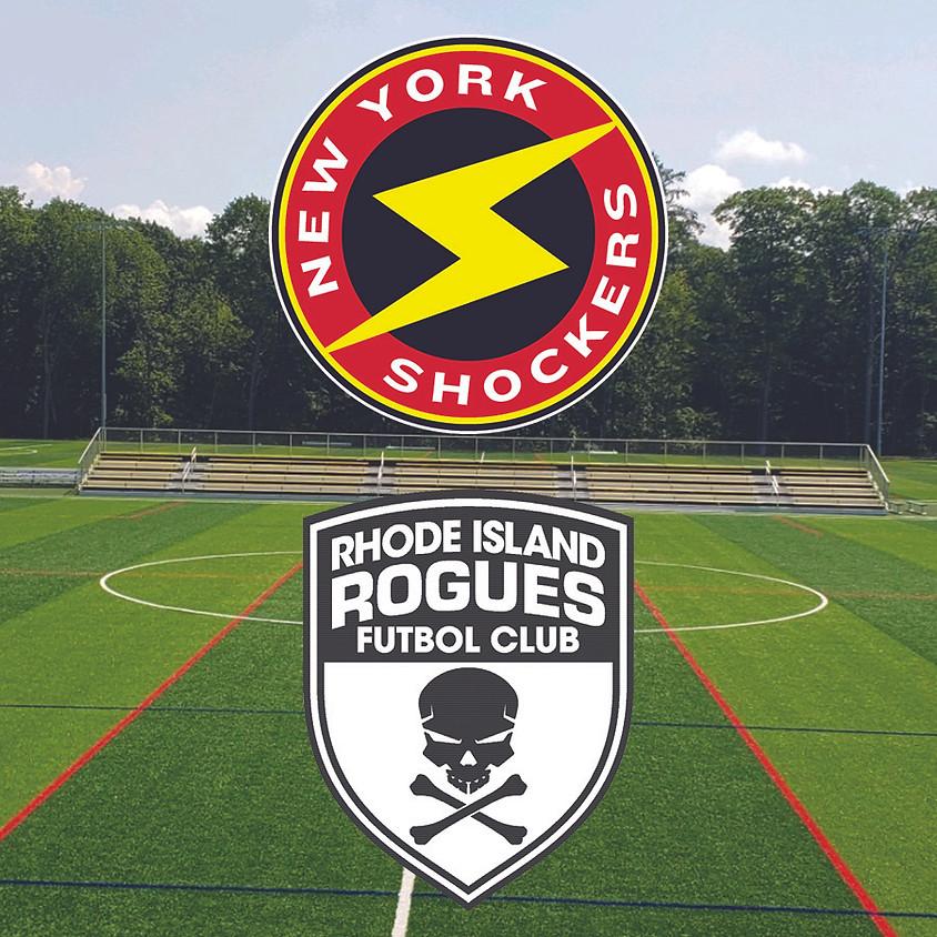 New York Shocker Women VS. Rhode Island Rogues