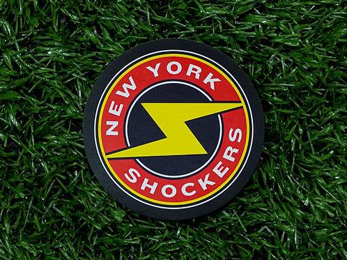 New York Shockers Sticker