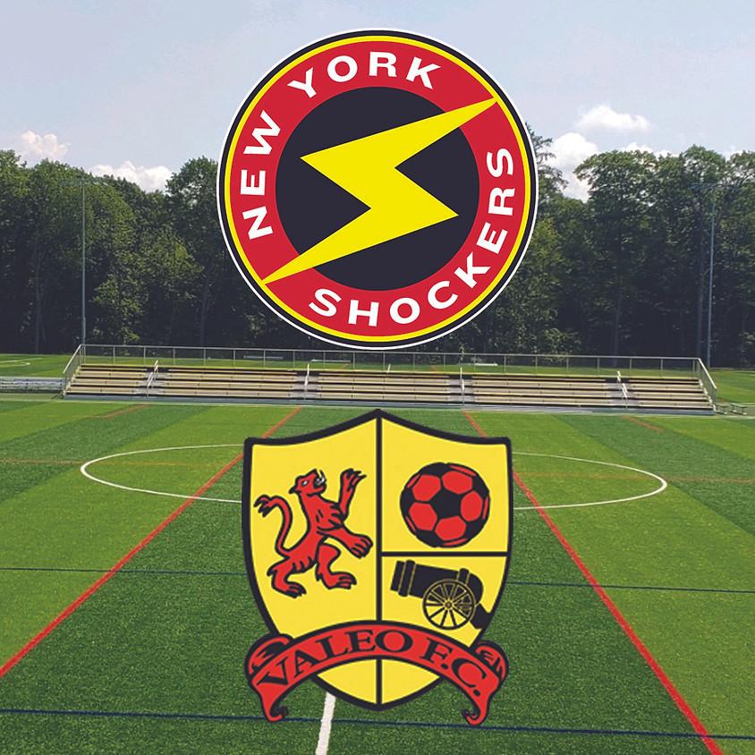 New York Shocker Men VS. Valeo FC