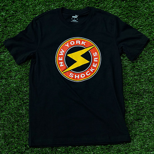 Black Puma Shockers T-Shirt