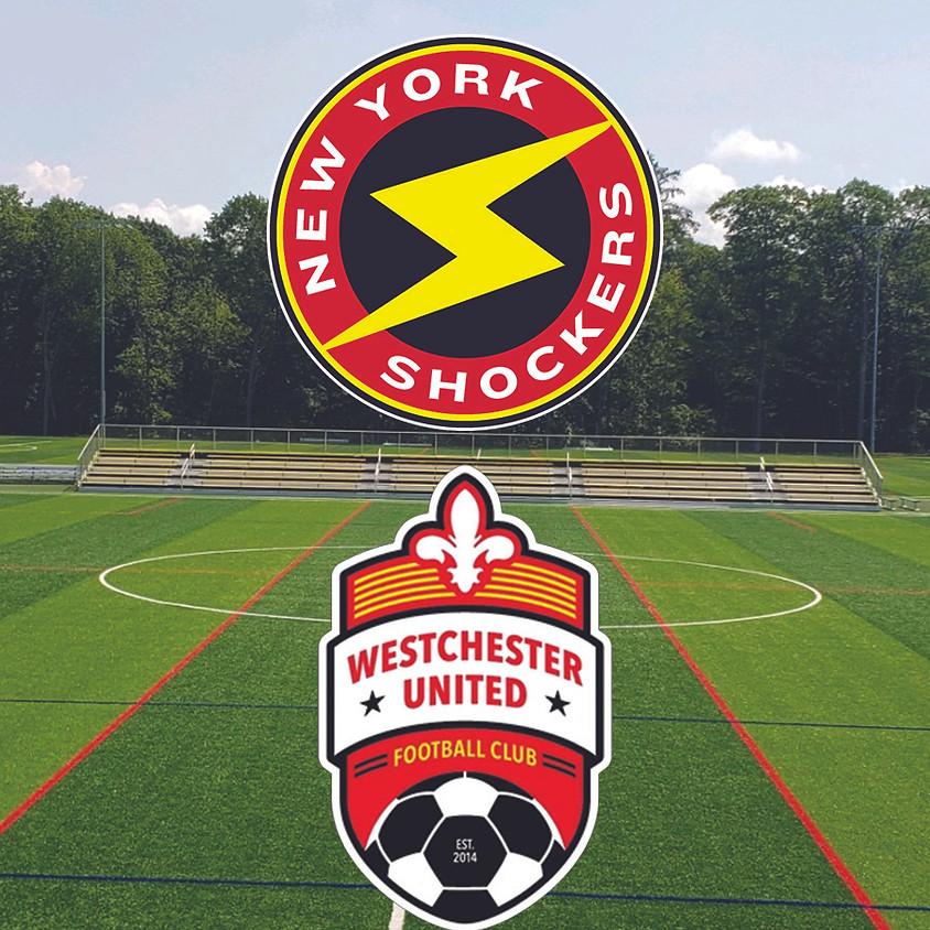 New York Shocker Women VS. Westchester United FC