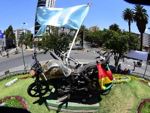 Retiran moto-chatarra del grupo delincuencial Resistencia Juvenil Cochala
