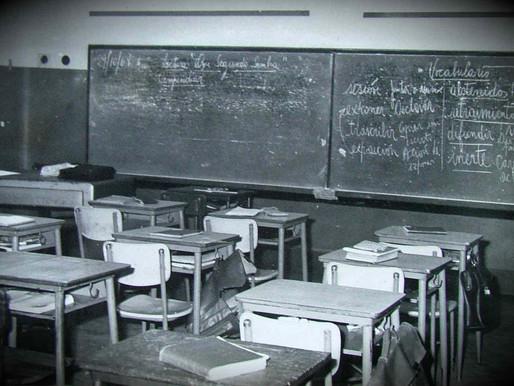 Adiós a la educación