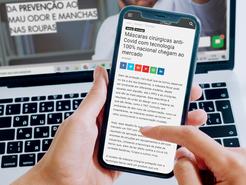 Portal Hospitais Brasil: Antiviral da Nanox aplicado em TNT para máscaras cirúrgicas e outros itens