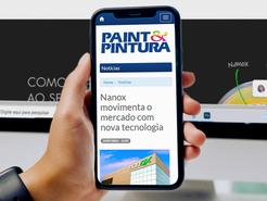 Paint e Pintura: Revista apresenta o microbicida voltado para pinturas e revestimentos, NNX R06