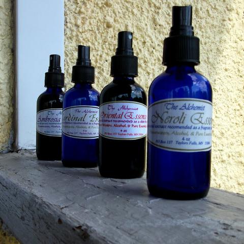 Neroli Essence Aromatherapy Body Spray