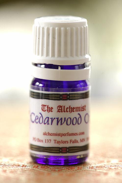 Cedarwood       Cedus Atlantica