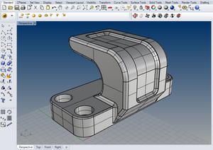 El modelado 3D tiene que considerar la factibilidad técnica de impresión