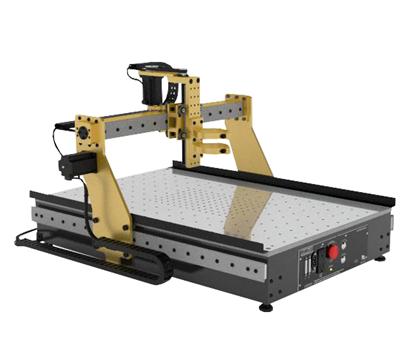 Máquina de Fresado CNC o Router CNC
