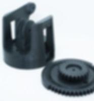 Piezas Mecanicas y prototipos impresos en 3D. Realizada por 3DWorks
