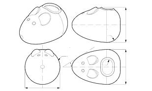 Diseño detallado para fabricacion final en impresion 3D
